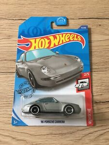 HOT WHEELS '96 Porsche Carrera Exclu Kroger