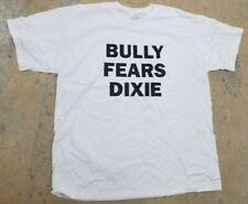 TNA Impact Wrestling Nwot BULLY FEARS DIXIE t-shirt (XL) with bonus DVD
