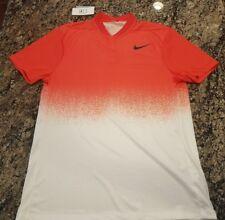 Nike Men's Golf Polo Shirt T-Shirt Size Medium 833155 676 MSRP $100 SALE