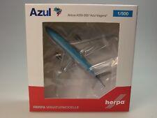 """Herpa Wings Airbus A330-200 Azul Brasil """"Azul Viagens"""" - 530927 - 1:500"""