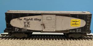 American flyer S gauge Freight car