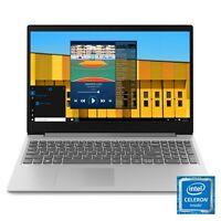 """Lenovo IdeaPad S145 15.6"""" Intel N4205U 1.8GHz 128GB SSD 4GB RAM Windows10 Webcam"""