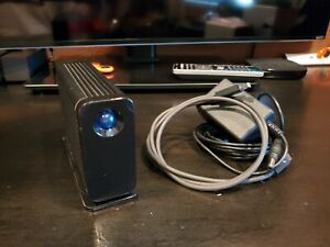 LaCie 1TB SSD Little Big Disk - Thunderbolt 2