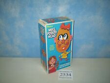 Classic 1972 Hasbro 2052 Mrs Potato Head Tater Original Box