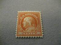US Stamp Scott #516 MH OG