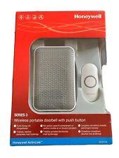 Honeywell Wireless Portable Doorbell DC311N Brand New