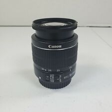Canon EFS 18-55mm EF 1:3.5-5.6 IS  Zoom Lens