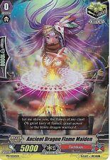 CARDFIGHT VANGUARD FOIL PROMO CARD: ANCIENT DRAGON FLAME MAIDEN - PR/0350EN