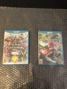 Super Mario Bundle Nintendo Wii U Factory Sealed WATA VGA