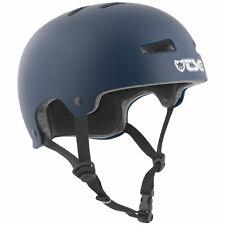 Tsg Evolution Solid Colours Satin Blue Helmet Skate Bike half Shell