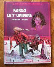 KARGA LE 7E UNIVERS BEAUTEMPS/VERNES  TTBE(B42)