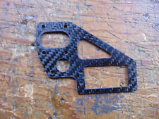 SCHLUTER MAGIC CARBON FIBRE TAIL SERVO MOUNTING BRACKET