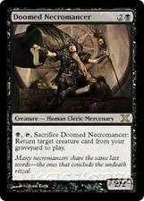 DOOMED NECROMANCER Tenth Edition MTG Black Creature— uman Cleric Mercenary RARE