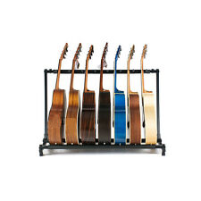 New Professional Rack Style Guitar Stand For Multiple 7 Holder Guitars/Bass