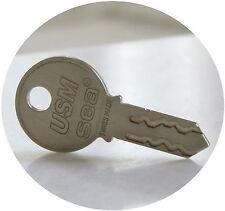 * Orig. USM Haller Schlüssel für Schloss * Verschiedene Nr. vorrätig * Rechnung