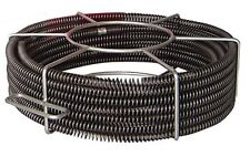 Quality 20M (8Pcx2.5m)of 16mm Rigid Style Drain Pipe Cleaner Cable Kit RH1-1(75)
