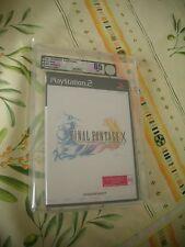 >> VGA 85 FINAL FANTASY X PLAYSTATION 2 PS2 JAPAN NEW FACTORY SEALED! <<
