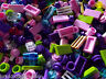 ☀️250+ LEGOS GIRL PASTEL FRIENDS COLORS LEGO TINY DETAIL PIECES HUGE BULK LOT