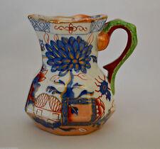 Unboxed Ironstone Decorative Pottery Pre-c.1840 Date Range