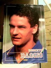 ROBERTO BAGGIO - Nicola Bosio - Ed.Forte 1990