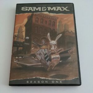Sam & Max: Season One --(PC, 2009) Video Game