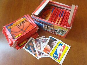 Rare lot of 90 NBA Basketball Panini 1998 1999 98-99 Sealed sticker pack packet
