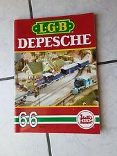 LGB Depesche Heft Nr. 66