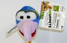 "Muppets Gonzo Plush 2"" Pencil Topper NWT Disney Plushy Pencil Pals"