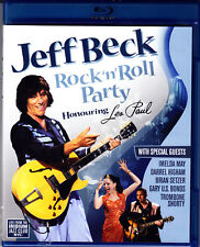 JEFF BECK rock´n´roll party Blu-ray NEU /NEW