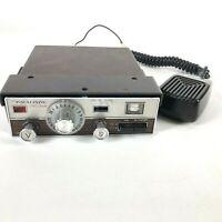 REALISTIC TRC-24A 23 Channel CB Radio Vintage Transceiver