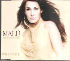 MALU- VEN A PERVERTIRME PUMPIN DOLLS REMIXES CD SINGLE 4 TRACKS RARE 2001 EX
