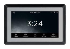Steamist TSC-550-MB digital control w/wifi & 3199 steam head matte black NEW