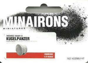 Minairons Miniatures 1/72 Kugelpanzer