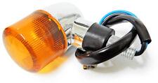 Norton Chopper Custom CafeRacer Drag Old School ChromeCase Mini Turn Signal Lamp