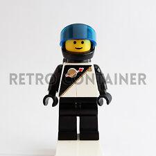 LEGO Minifigures - 1x sp013 - Futuron Astronaut Black - Space Omino Minifig