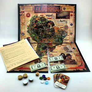 Vintage Rare 1990 The Legend of Eldorado Board Game | by Arasai | Complete
