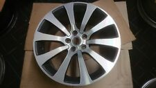 "20"" Genuine Polished Range Rover Sport Discovery Alloy Wheel AH3M-1007-AAW"