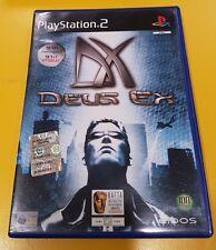 Deus Ex GIOCO PS2
