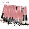22PCS Eye Makeup Brushes Foundation Powder Eyeshadow Brush Cosmetics Beauty Tool