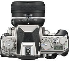 NIKON Df DSLR Camera with 50 mm f/1.8 Lens - Black & Silver