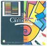 Cretacolor Pastellcarre Carre Hard Chalk Pastels Set 24 Brilliant Colors