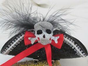 FANCY DRESS PIRATE HAT/HEADPIECE