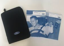 FORD FOCUS OWNERS PACK / HANDBOOK COMPLETE WITH WALLET 2004~2007 (2007)