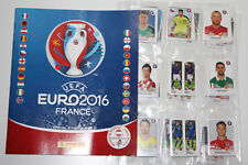 Panini Euro 2016 Austria Version MINT SET: Album, 680 Sticker, extra stickers