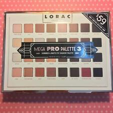 HOT&New LORAC Mega Pro Third generation 32 color Pearl& Matte eyeshadow palette