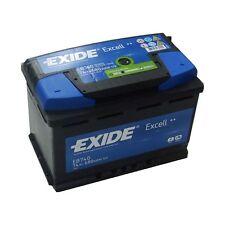 EB740 W067SE (096) exide 4 year warranty battery