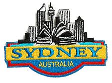 SYDNEY  AUSTRALIA  IRON ON  PATCH BUY 2 GET 1 FREE