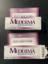 2 Mederma Advanced Scar Gel Exp. 12/21 &6/21