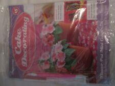 Deagostini Cake Decorating Magazine ISSUE 18 WITH SERRATED CONE TOOL