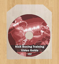 Learn Kickboxing Martial Arts Training DVD Video Guide Fitness Cardio Workout